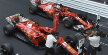 Vettel zaprzecza, że Ferrari ustawiło jego triumf