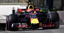 Red Bull wyposażył bolid w skrzydło T