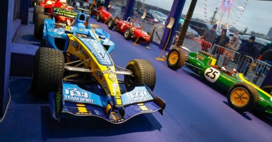 FIA otworzyła Galerię Sław F1