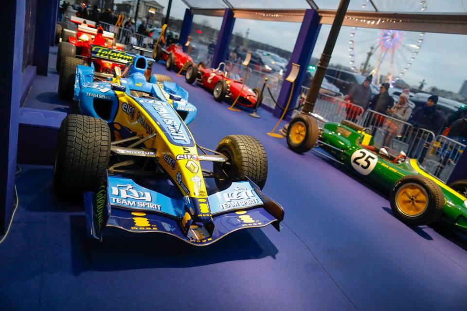 FIA otworzy�a Galeri� S�aw F1