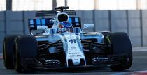 Williams ma poczekać z ogłoszeniem kierowcy do stycznia