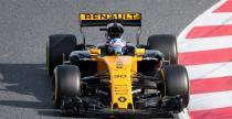 Renault wezwane do zmodyfikowania tylnego skrzydła bolidu