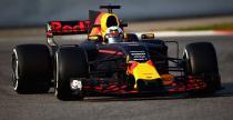 Pierwsze testy F1 przed sezonem 2017 - rozkład jazdy