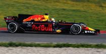 Red Bull zaczął testy z bazowym bolidem