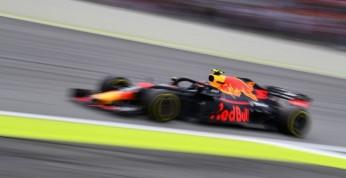 Verstappen najlepszym kierowcą GP Brazylii wg fanów