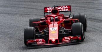 Ferrari tłumaczy słaby występ Vettela problemem z bolidem