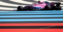 Force India ukarane za źle przykręcone koło w bolidzie Pereza