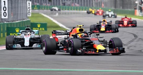 Verstappen: Mogłem kogoś uszkodzić po przegranej walce o pole position w Meksyku