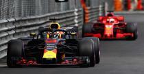 Vettel wyjaśnia, dlaczego nie mógł zaatakować Ricciardo