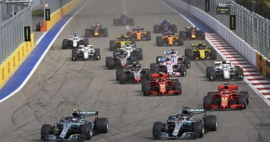 Hamilton nie planuje oddać Bottasowi zwycięstwa