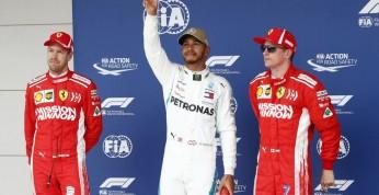 Hamilton: Wiedziałem, że będę potrzebował perfekcji do...