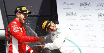 Vettel wierzy w odwrócenie losów pojedynku z Hamiltonem