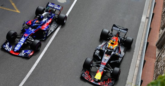 Toro Rosso buduje nowy bolid z części od Red Bulla