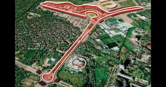 F1 projektuje nowe tory z pomocą symulatora wyprzedzań