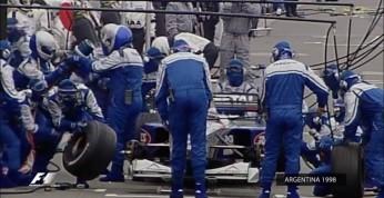 Najgorszy pit-stop w historii F1 (wideo)