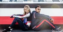 Hamilton na przejażdżce z supermodelką Gigi Hadid (wideo)