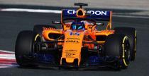 Nowy McLaren zadebiutował na torze.
