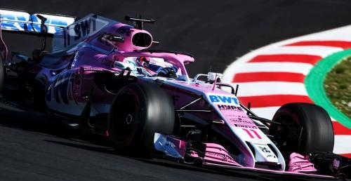 Force India nie zmienia nazwy na sezon 2018