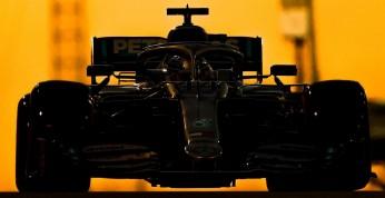 GP Abu Zabi - kwalifikacje: Przełamanie Hamiltona
