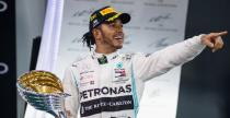 GP Abu Zabi - wyścig: Hamilton pieczętuje mistrzostwo świata kolejnym zwycięstwem