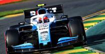 Williams jako jedyny zespół F1 pojechał w Australii wolniej niż rok temu