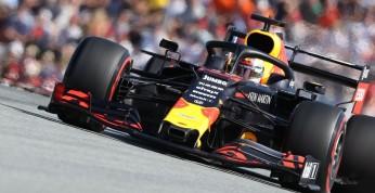 GP Austrii - wyścig: Verstappen znów najlepszy na Red Bull Ringu....