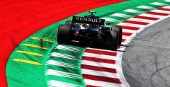 GP Austrii - 1. trening: Najlepszy czas Hamiltona