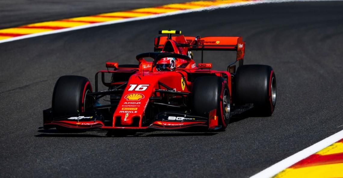 Spa - 2. trening: Kierowcy Ferrari dalej dyktują tempo