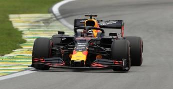 GP Brazylii - kwalifikacje: Zwycięstwo Verstappena