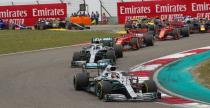 GP Chin: Hamilton zwycięzcą 1000. wyścigu Formuły 1