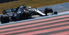 GP Francji - wyścig: Kolejne zwycięstwo Hamiltona