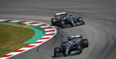GP Kanady - 1. trening: Mercedes dzieli i rządzi, Kubica pożyczył bolid Latifiemu