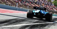 GP Hiszpanii - 2. trening: Bottas dalej najszybszy, kłopoty Kubicy