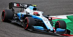 GP Japonii - 1. trening: Bottas z najlepszym czasem