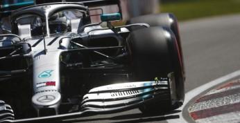 GP Francji - 2. trening: Bottas prześcignął Hamiltona