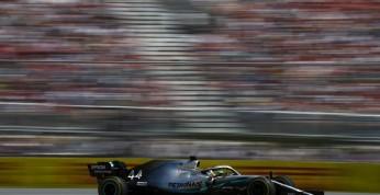 GP Francji - 1. trening: Hamilton przed Bottasem