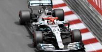 GP Monako - wyścig: Hamilton dowozi wygraną na zużytych oponach