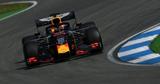 GP Niemiec - 1. trening: Vettel najszybszy przed własną publicznością, obiecujący czas Kubicy