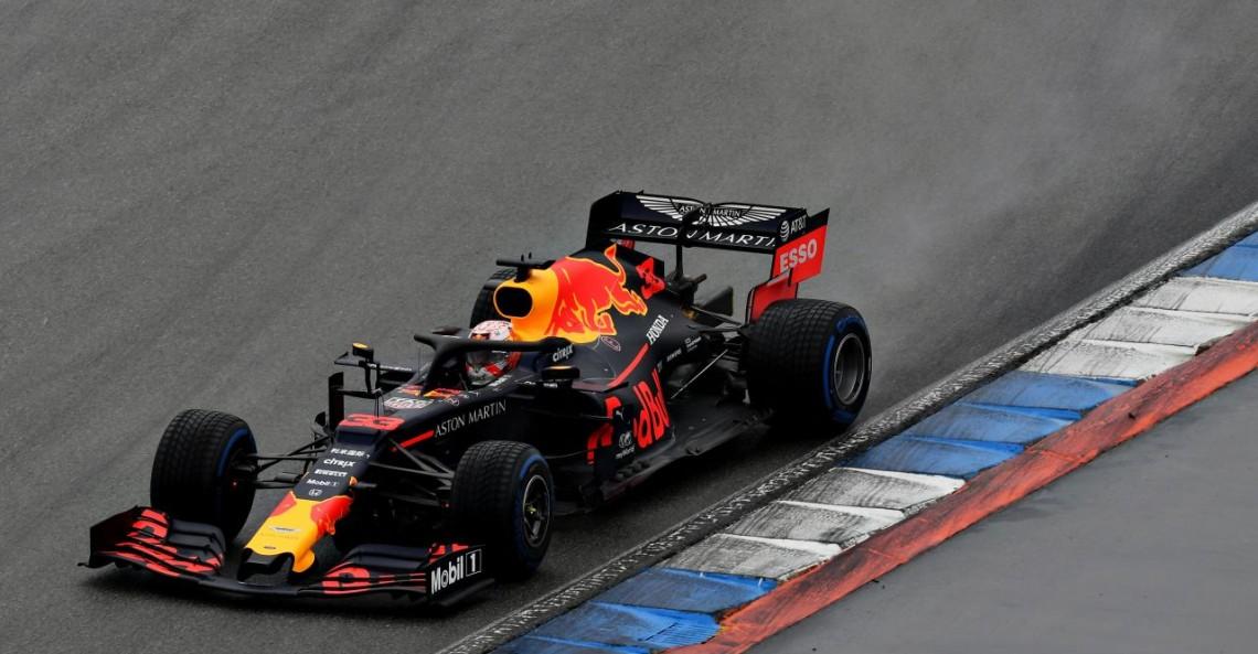 GP Niemiec - wyścig: Verstappen wygrywa w ogromnym zamieszaniu, Kubica blisko punktów