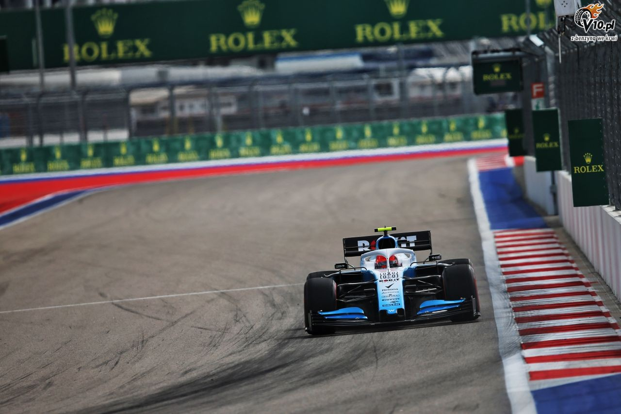 GP Rosji - 2. trening: Verstappen prze�cign�� Leclerka