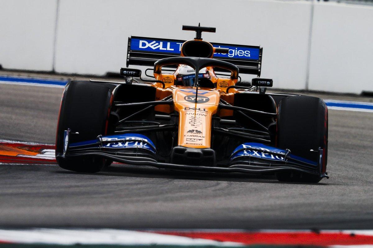 GP Rosji - kwalifikacje: Leclerc nie do zatrzymania