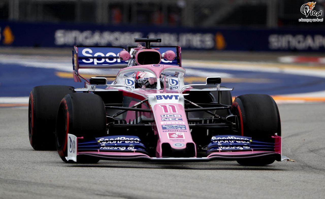 GP Singapuru - kwalifikacje: Passa Leclerka trwa