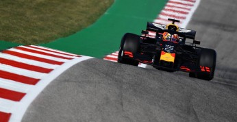 GP USA - 1. trening: Najszybsze okrążenie Verstappena