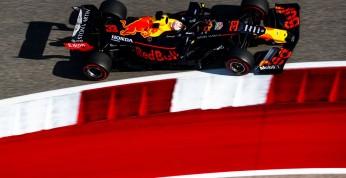 GP USA - 3. trening: Verstappen odzyskuje inicjatywę,...