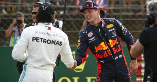 GP Węgier - wyścig: Hamilton wyrwał zwycięstwo Verstappenowi