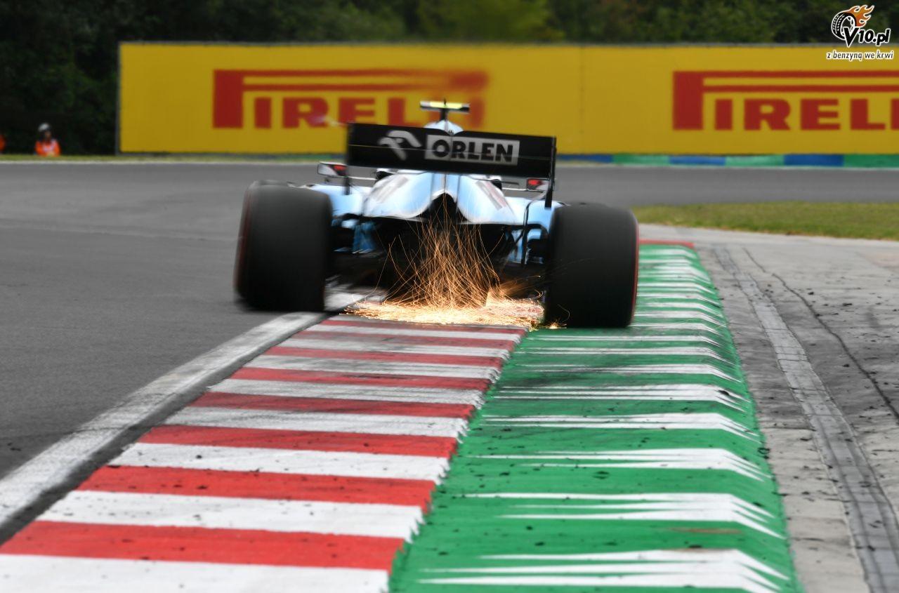 GP W�gier - kwalifikacje: Pierwsze pole position Verstappena, wielka pora�ka Kubicy