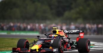 GP Wielkiej Brytanii - 1. trening: Niespodzianka Gasly'ego