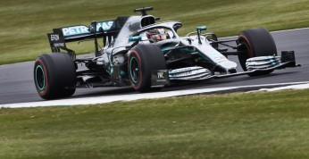 GP Węgier - 1. trening: Najlepszy czas Hamiltona