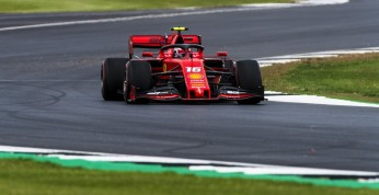 GP Wielkiej Brytanii - 3. trening: Dublet Ferrari