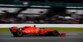 GP Niemiec - 1. trening: Vettel najszybszy przed własną...